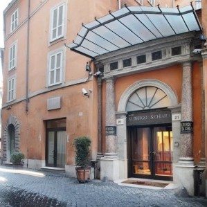 Bon plan rome h tel albergo santa chiara denis voyages for Hotel bon plan