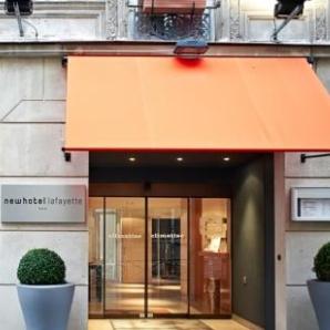 Bon plan paris newhotel la fayette denis voyages for Bon plan hotel paris
